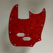 Replacement Pickguard For Squier Classic Vibe 60s Mustang Bass Cv Many Colors