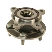 For Lexus Gs350 07-14 Timken Front Passenger Side Wheel Bearing And Hub Assembly