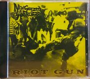 New Society Of Anarchists - Riot Gun Cd - 1997 - Music 24 Seven Records