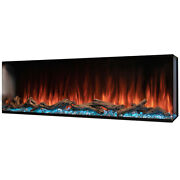 Modern Flames Landscape Pro Multiview Electric Fireplace 56-inch Wall Control