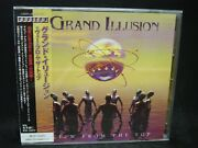Grand Illusion View From The Top Japan Cd C.o.p Decoy Eclipse Sweden Melodious