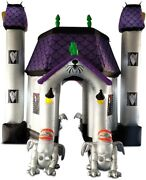 13ft Tall Inflatable Halloween Haunted House Lightings Yard Decoration