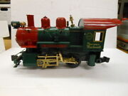 Aristocraft G-scale 0-4-0 Norman Rockwell Switcher Engine 21222