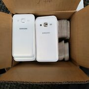 Wholesales 274 Samsung Galaxy Core Prime Back Battery Cover Back Door White