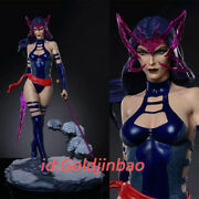 Psylocke Resin Model Painted Statue 1/4 Scale In Stock Collection X-man Figure