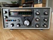 Yaesu Fr-101 Solid State Digital Receiver Optioned Out Rare