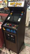 1980 All-original Working Pac-man Video Game Bally Midway Namco Arcade Console