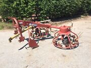 Sitrex Hay Bob 300 Tractor Mounted Hay Straw Grass Silage Tines Farm Cattle Cow
