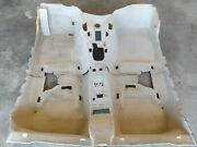 Bmw Floor Covering Carpet Rug Tan Cream Beige E92 3 Series Awd Coupe 2dr 07-13