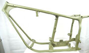 Harley-davidson Softtail Original Frame 1930and039s To 1970and039s