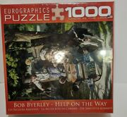 Eurographics Help On The Way By Bob Byerley Jigsaw Puzzle 1000-piece