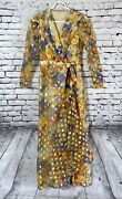 Vintage 1960and039s / 70and039s A And O Couture By Artin Maxi Dress Size Approx Xs