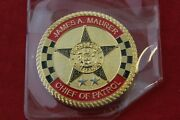 Chicago Police Chief Of Patrol Challenge Coin. Life Is Tough If Youand039re Stupid.
