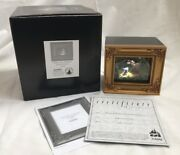 Disney Olszewski Gallery Of Light Bambi With Thumper And Butterfly Shadow Box