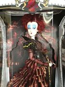 Iracebeth The Red Queen Disney Store Limited Edition 4000 Doll 17 Wonderland