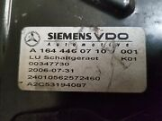 Mercedes Ism 1644460710 Virgin Including Programming And Scn To Your Vin
