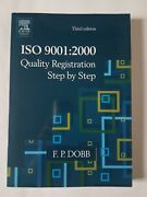 Iso 90012000 Quality Registration Step-by-step Third Edition