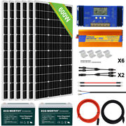 100w 200w 300w 400w 500w 600w 1kw Solar Panel System For Rv Home Battery Charger