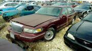 Driver Left Front Door W/keyless Entry Pad Fits 95-97 Lincoln Town Car 326543