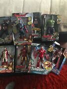 Marvel Legends 12 Inch And 24 Inch Neca Lot Of 18 Total