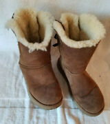 Bailey Bow Ii Uggs In Chestnut Size 8