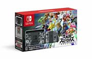 New Nintendo Switch Super Smash Bros. Console Softdl Ver. Set From