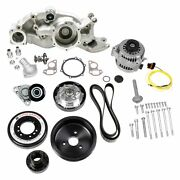 Holley 20-202 Premium Mid-mount Complete Accessory System