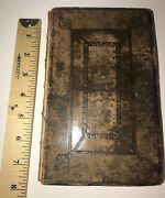 Leather Setthe Spectatorfirst Edition1712 Volume 1 Only, Missing Cover Rare