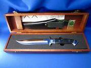 Defender Lm Knife 146481 Limited Edition 028/500 Made In Germany 1994 Mint
