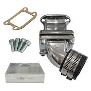 Cdhpower Dio Reed Valve Kit And Block-2 Stroke 48/66cc/80cc Gas Motorized Bicycle
