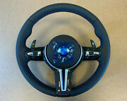 Bmw F01 F02 F03 F04 F06 F07 F10 F11 F12 F13 M Steering Wheel Paddle Carbon Vibro