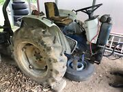 Mitsubishi Satoh Bull S630 4x4 Rear Fenders And Floorboard Set Other Parts 4sale