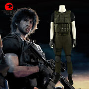Dfym Resident Evil 3 Remakes Cosplay Carlos Oliveira Costume Halloween Outfit