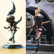Sank The Child Dancing Alone Blues Edition By Sank Toys The Dusk Statue 37cm H