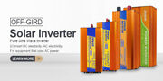 Eco-worthy 1kw 1.5kw 3.5kw Pure Sine Wave Inverter For Off Grid Solar Panel Kit