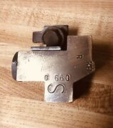 1970 Chevelle Ss Ls6 Rear Brake Hold Off Proportioning Valve Rare Gm March 1970