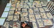 Huge Lot Wooden Stamps, Over 320 Stampin Up And Other Quality Stamps, Gently Used