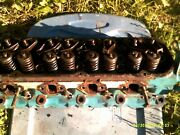Omc 250hp 610 Hours Ford 351 5.8l Cylinder Head 2982532