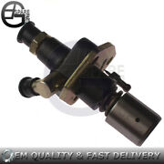 New Fuel Injector Pump No Solenoid For 186 186f 10hp Yanmar Engine L100