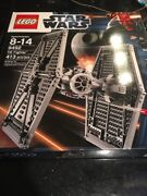 Lego Star Wars 9492 Tie Fighter Brand New Factory Sealed Loose Pieces Inside
