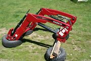 New Case L565 Loader Attachment With Subframe Mounting Plates And Hardware Kit