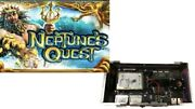Williams Blue Bird 2 Cpu With Neptune's Quest Software W/ Dongle