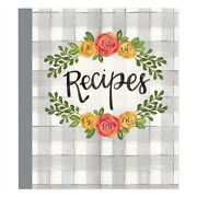 Brownlow Floral Collection Recipe Binder / Recipe Cards / Sleeves
