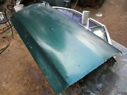 1964 - 67 Chevy El Camino Ss Parts Doors And Complet With Glass And Trim Hot Rod