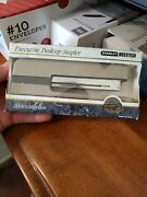New In Box Vintage Stanley Bostitch 2000 Executive Stapler Retro Office