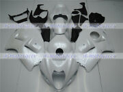 Fairing Pearl White Complete Injection Plastic Fit For 1997-2007 Gsxr 1300 A53