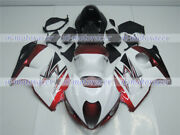 Fairing White Pearl Red Black Injection Plastic Fit For 1997-2007 Gsxr 1300 S51