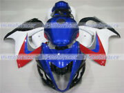 Fairing Fit For 2008-2018 Gsxr 1300 Blue Red Black White Full Injection Mold 25