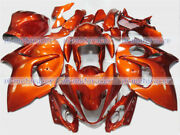 Fairing Orange Abs Injection Complete Plastic Fit For 2008-2018 Gsx-r 1300 Q06