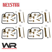 Suzuki Gsx1100 F 1988-1996 Keyster Carb Carburetor Repair Rebuild Kit